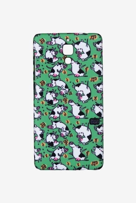 iAccy ASDXMI4002 Dancing Cow Case Multicolor for Xiaomi MI4