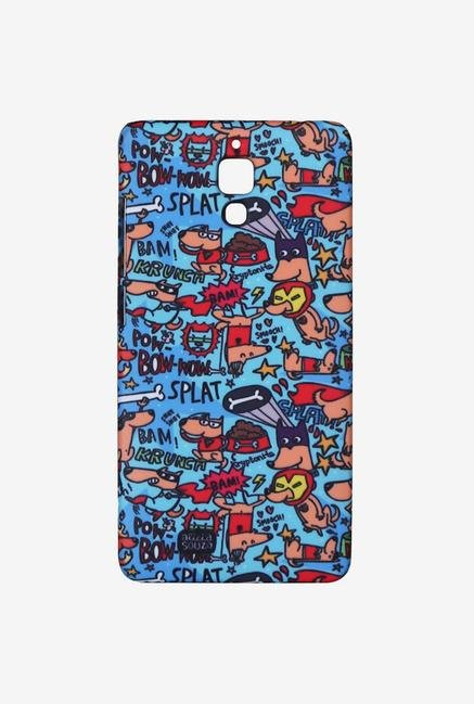 iAccy ASDXMI4008 Super Hero's Case Multicolor for Xiaomi MI4
