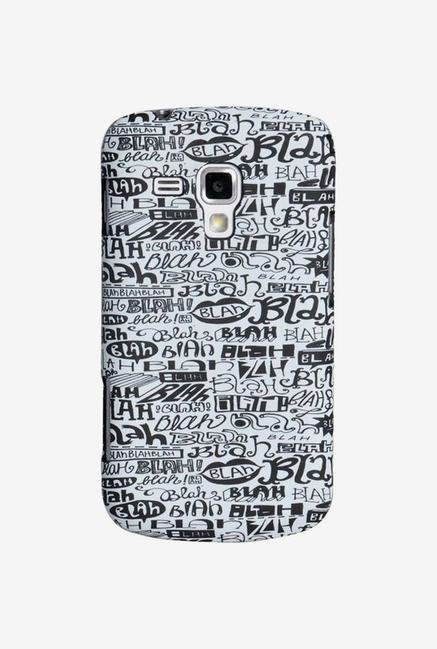 iAccy ASS005 Blah Design Case Multicolor for Galaxy S Duos