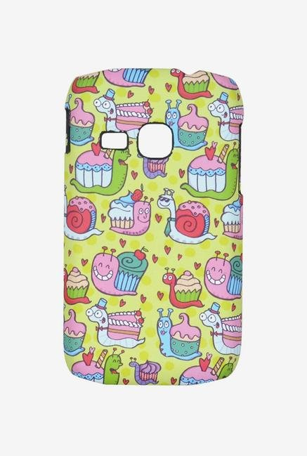 iAccy ASS006 Snail Pace Case Multicolor for Galaxy young