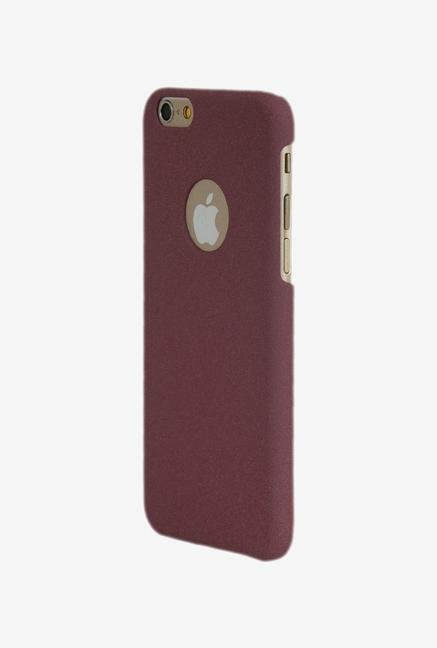 iAccy IP6022 Cut Out Feel Case Maroon for iPhone 6