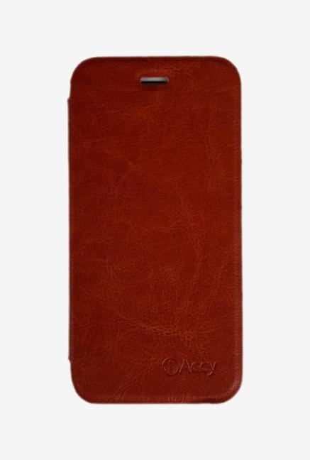 iAccy IP6025 Flip Case Maroon for iPhone 6