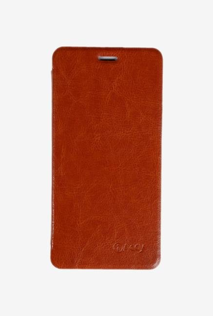 iAccy IP6026 Flip Case Maroon for iPhone 6