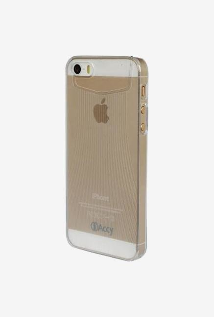 iAccy IP5S011 Clear line Case Clear for iPhone 5/5S