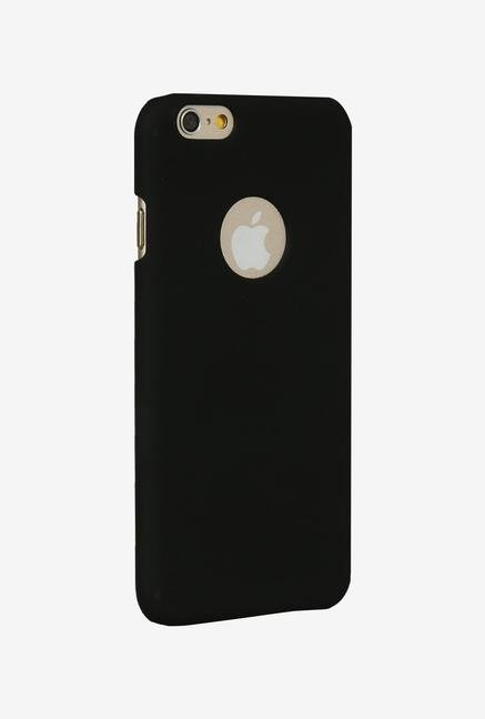 iAccy IP6001 Hard Rubber Case Black for iPhone 6