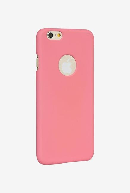 iAccy IP6005 Hard Rubber Case Pink for iPhone 6