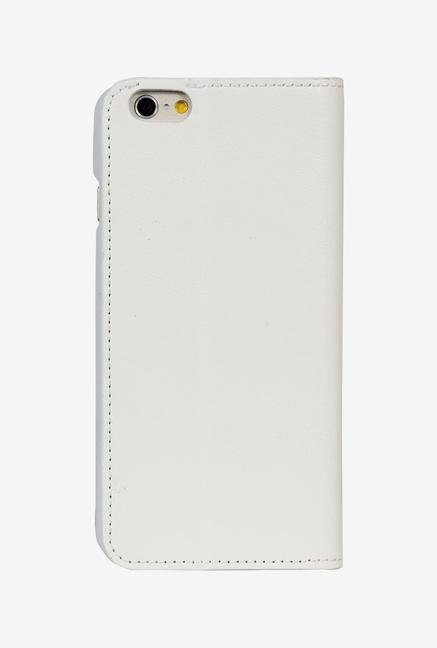 iAccy IP6013 Wallet Case White for iPhone 6