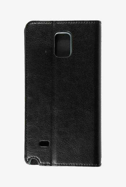 iAccy SS9069 Wallet Case Black for Samsung Galaxy Note 4