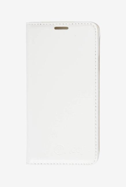 iAccy SS9070 Wallet Case White for Samsung Galaxy Note 4