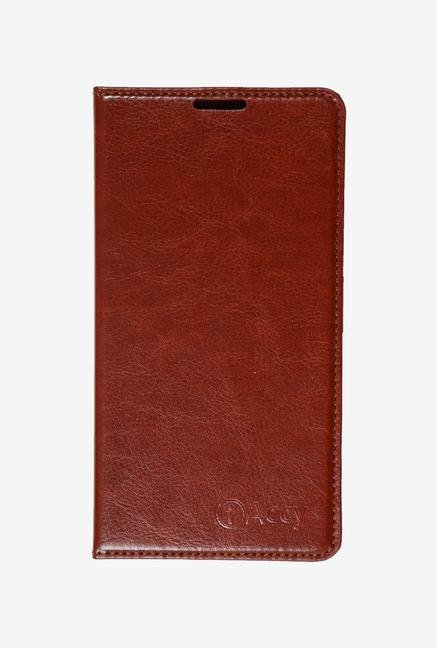 iAccy SS9071 Wallet Case Maroon for Samsung Galaxy Note 4