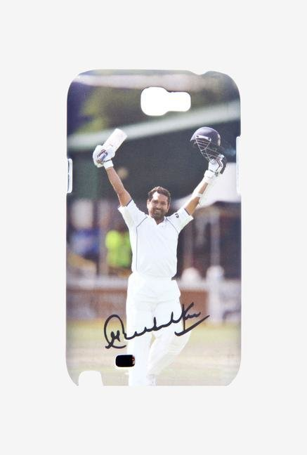 iAccy Sachin Signature Case Multicolor for Galaxy Note 2