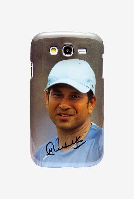 iAccy Sachin Signature Case Multicolor for Galaxy Grand
