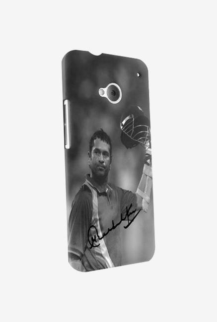 iAccy STH002 Sachin Signature Case Multicolor for HTC one
