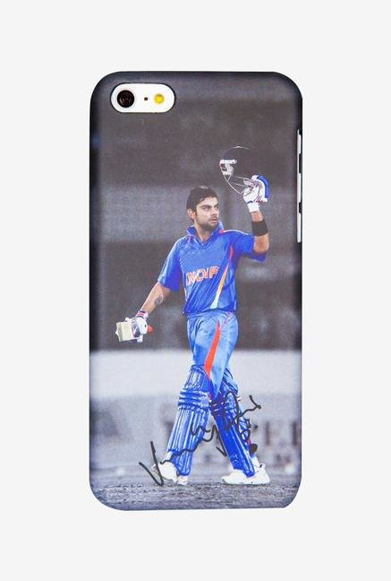 iAccy Virat Kohli Signature Case Multicolor for iPhone 5C