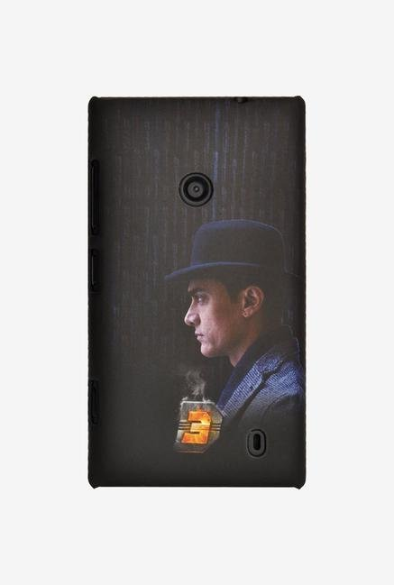 iAccy D3N01 Dhoom:3 Aamir Case Multicolor for Lumia 520