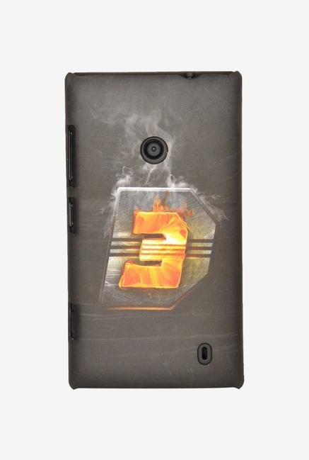 iAccy D3N03 Dhoom:3 Logo Case Multicolor for Nokia Lumia 520