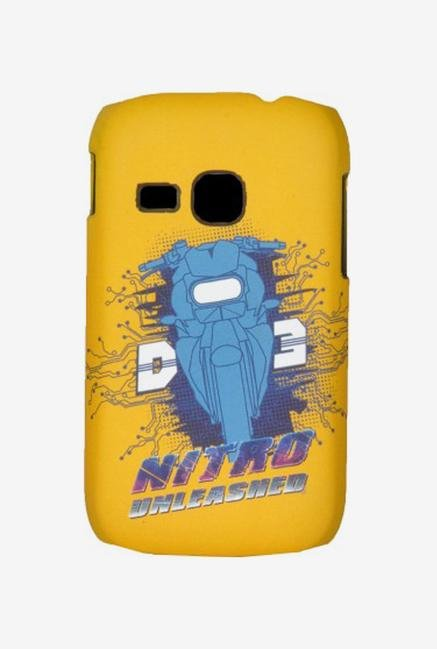 iAccy Dhoom:3 Nirto Case Multicolor for Galaxy Young S6312