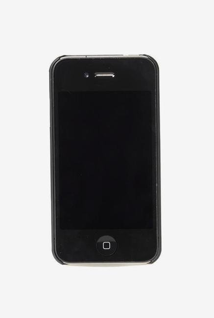 iAccy IP4S027 Back Cover Black for iPhone 4s/4