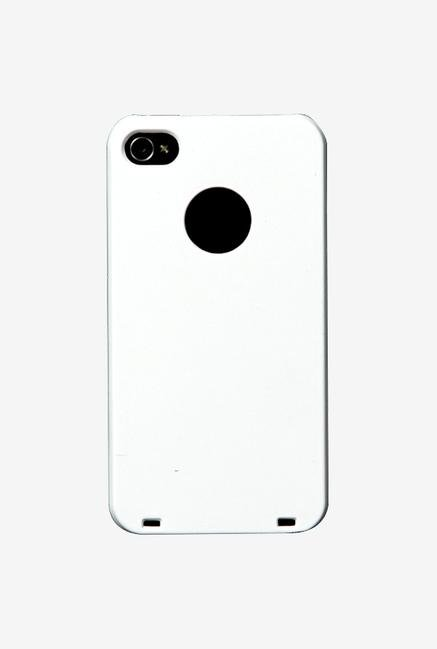 iAccy IP4S030 Back Cover White for iPhone 4s/4