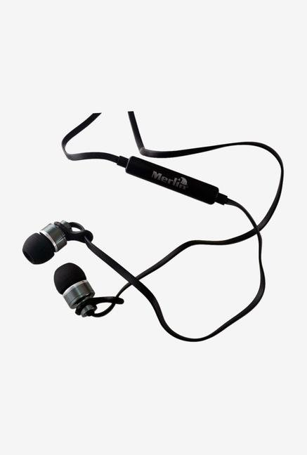 Merlin TrueSound In-Ear Headphone Black