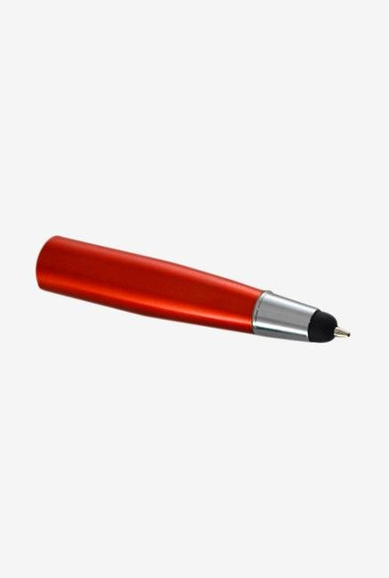 Merlin 650 mAh Power Bank Pen With Stylus (Red)