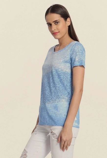 Vero Moda Bluebird Printed Top