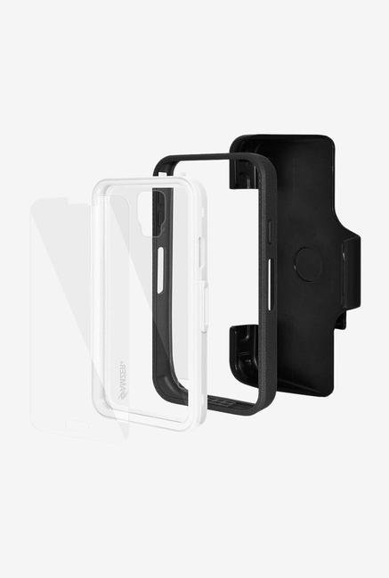 Amzer CRUSTA AMZ300025 Case with Tempered Glass and Holster