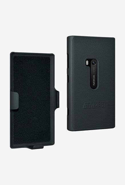 Amzer Shellster Shell Case Black for Lumia 920
