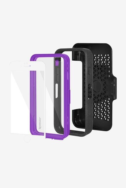 Amzer CRUSTA AMZ300233 Case with Tempered Glass and Holster