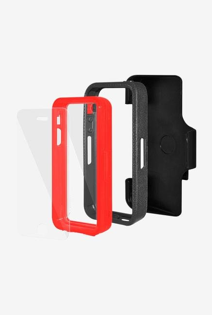 Amzer CRUSTA AMZ300083 Case with Tempered Glass and Holster
