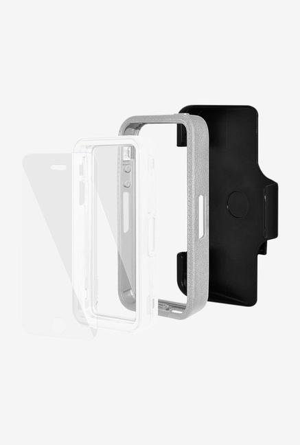 Amzer CRUSTA AMZ300095 Case with Tempered Glass and Holster