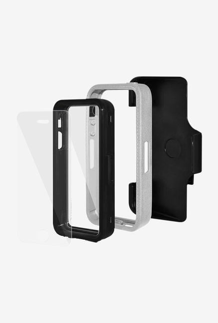 Amzer CRUSTA AMZ300096 Case with Tempered Glass and Holster