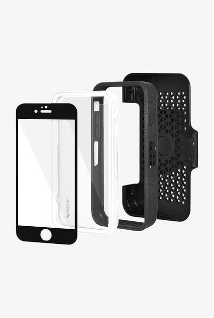 Amzer CRUSTA AMZ300292 Case with Tempered Glass and Holster