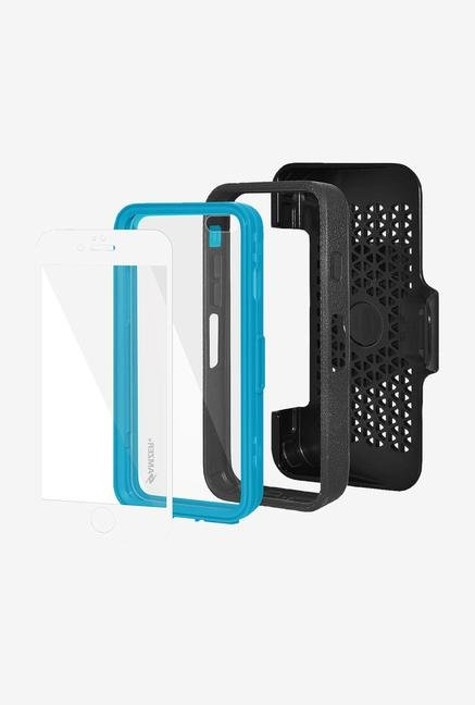 Amzer CRUSTA AMZ300175 Case with Tempered Glass and Holster