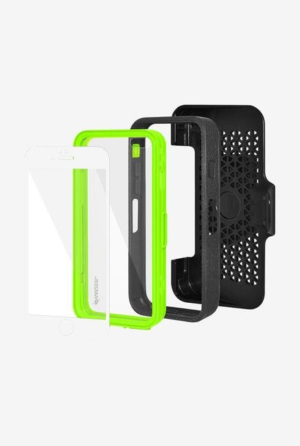 Amzer CRUSTA AMZ300178 Case with Tempered Glass and Holster