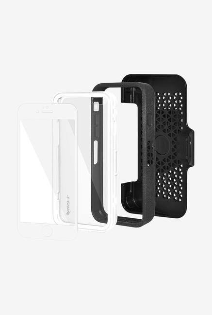Amzer CRUSTA AMZ300179 Case with Tempered Glass and Holster