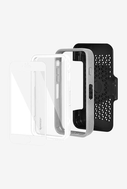 Amzer CRUSTA AMZ300193 Case with Tempered Glass and Holster