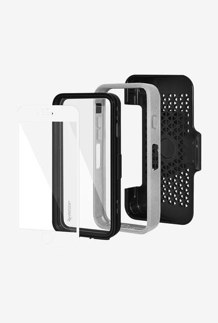 Amzer CRUSTA AMZ300194 Case with Tempered Glass and Holster