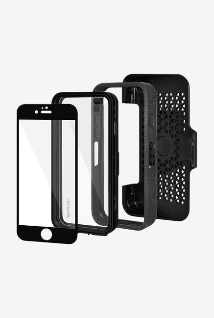 Amzer CRUSTA AMZ300335 Case with Tempered Glass and Holster