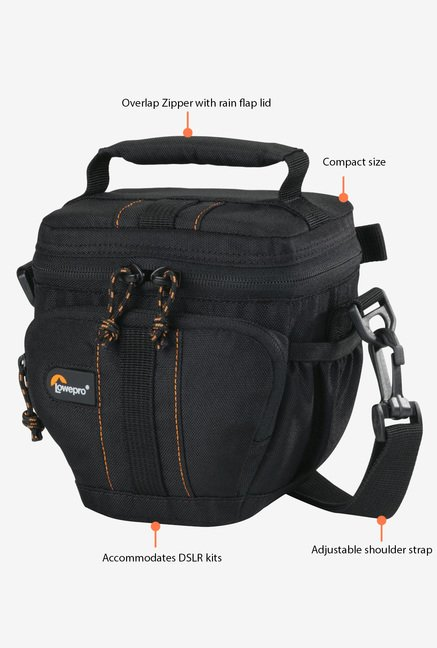 LowePro Adventure TLZ 15 Loading Bag Black