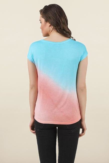 Barbie Multicolor Tie Dye Cotton Top