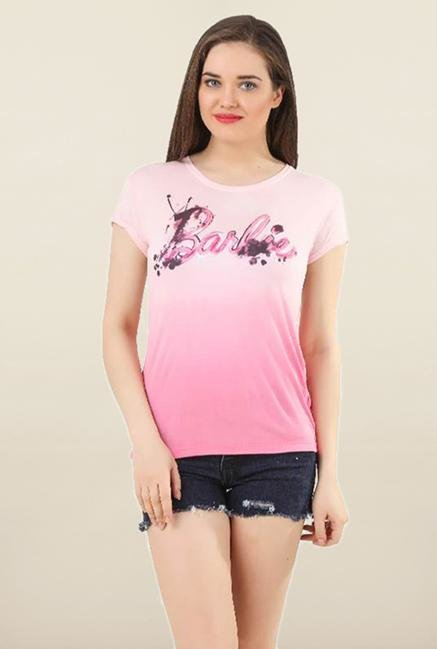 Barbie Rose Ombre Top