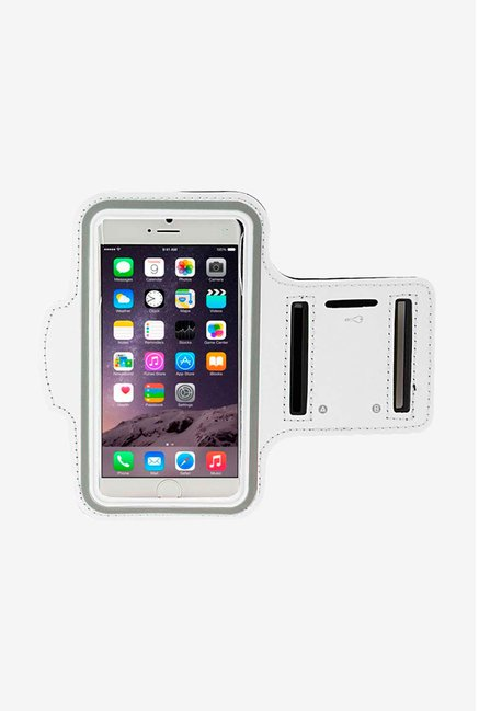 Callmate Universal Waterproof iPhone Bag With Armband White