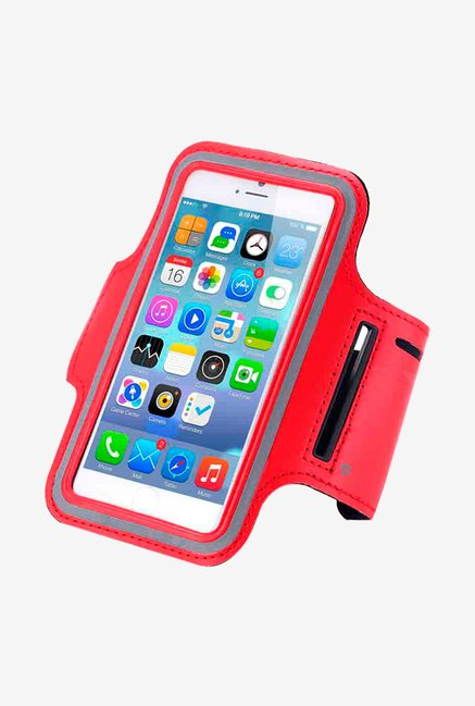 Callmate Armband for Samsung Galaxy S5 / i9600 Red