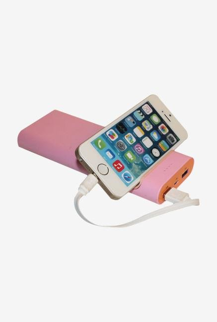Callmate 15600 mAh Power Bank Pink