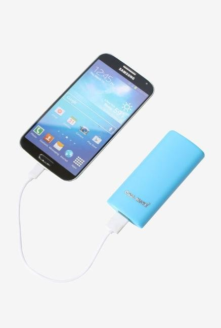 Callmate Round Candy 5200 mAh Power Bank (Blue)