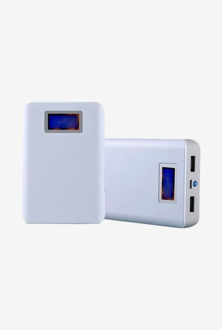 Callmate 10400 mAh Power Bank White
