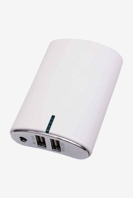 Callmate Yuea 7800 mAh Power Bank (White)