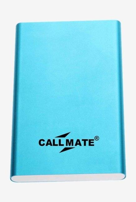 Callmate Pumi 4000 mAh Power Bank (Blue)