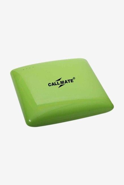 Callmate Wallet 7800 mAh Power Bank (Green)